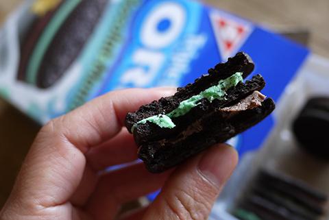 オレオ チョコレートミント味