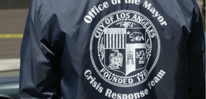 Join the Mayor's Crisis Response Team (CRT)