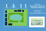Workshop: Great Green Space for a Climate-Smart LA