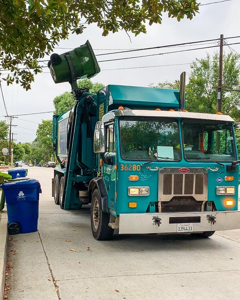 Trash Pick-up Moved Forward by One Day Starting December 25th