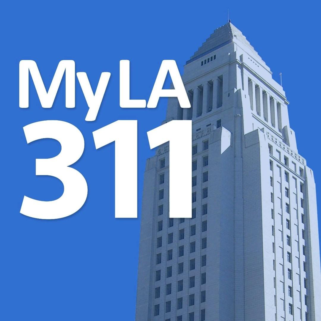 MyLA311 App Updates