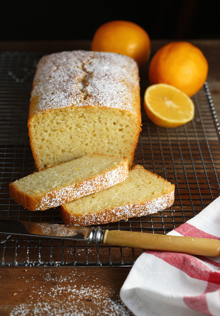 Meyer Lemon Pound Cake With Cardamom Eat Well