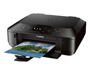 Canon PIXMA MG5520 Scanner