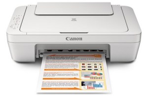 Canon PIXMA MG2500 Color Photo Printer