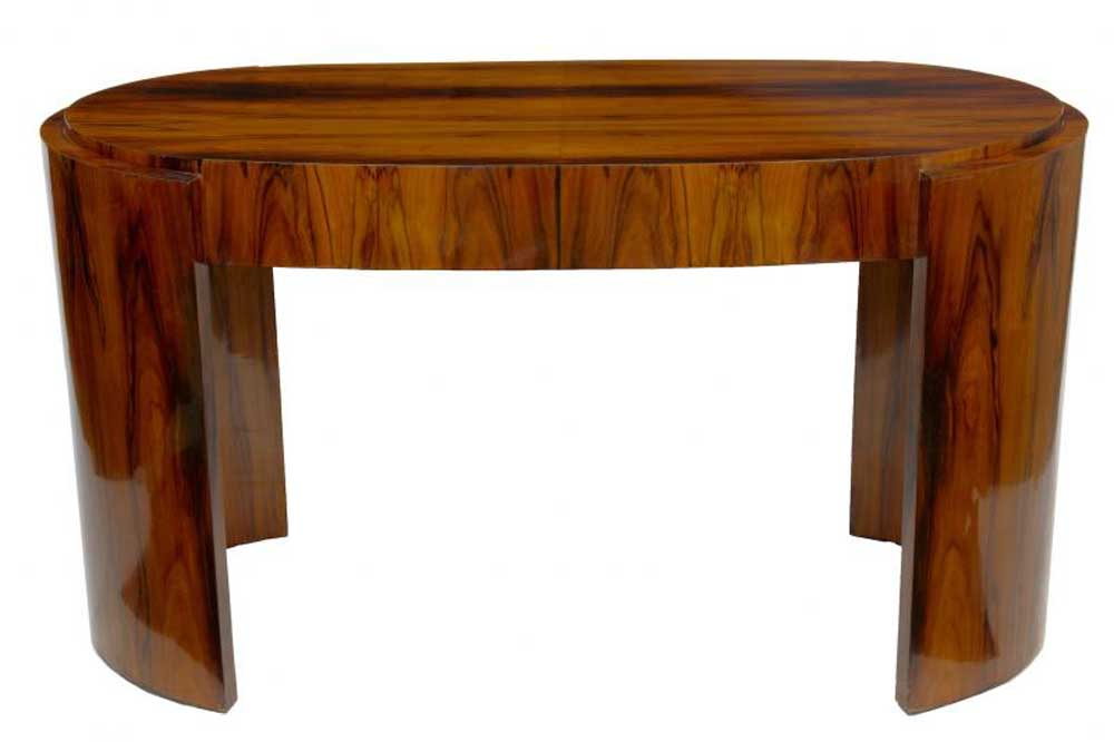 Art Deco Style Office Furniture Art Deco Desk Rosewood Writing