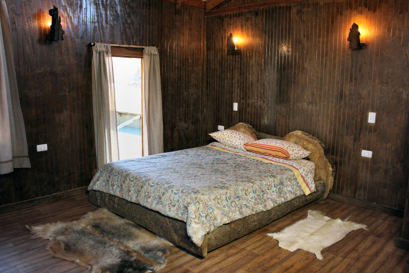 Habitacin Matrimonial con bao privado