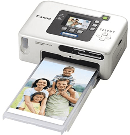 Canon SELPHY CP730 Driver