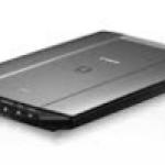 CanoScan LiDE210 Driver Mac