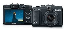 Canon Powershot G16 Software Download