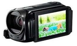 Canon Vixia HF r52 Driver and Manual PDF Download