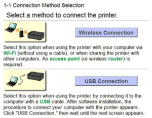 IJ Start Canon TS3122 How to Connect Wireless