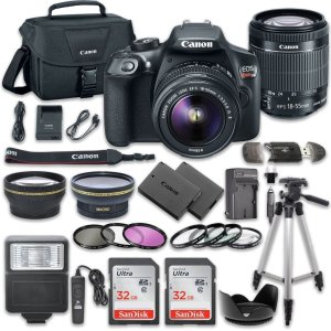 Canon 1 Lens Bundle