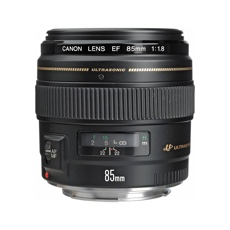 Canon EF 85mm f:1.8 USM lens for Canon T6