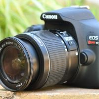 Canon T7 lenses