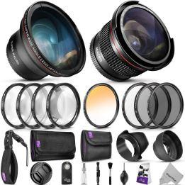 Canon T7 accessories kit