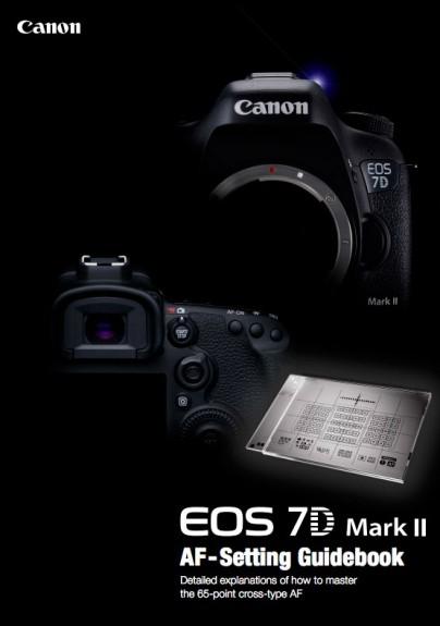 Canon Eos 7d Mark Ii : canon, Canon, Auto-Focus, Guidebook, Available, Download