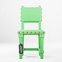 Moooi Gothic Chair groen