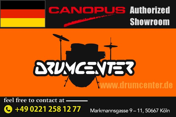 Canopus German Showroom Open!