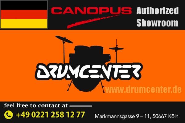 Canopus German Showroom Open!