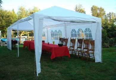8 X 10 Wall Tent