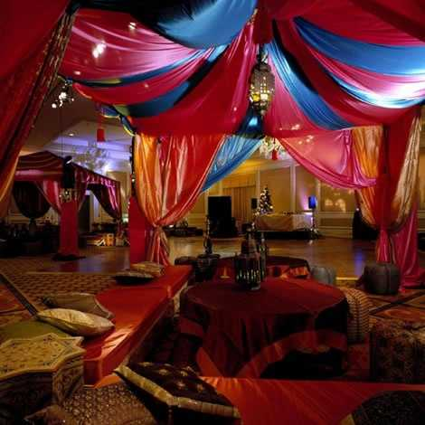 3 Great DIY Party Tent Themes To Hold In Your Brand New