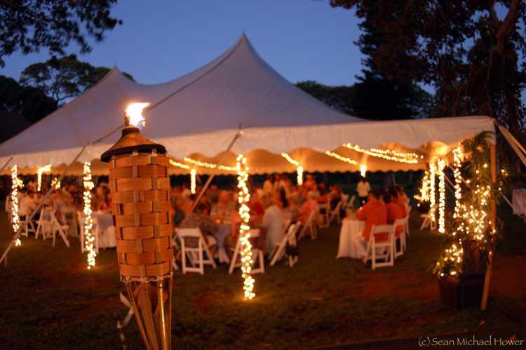 Cheap Outside Wedding Ideas