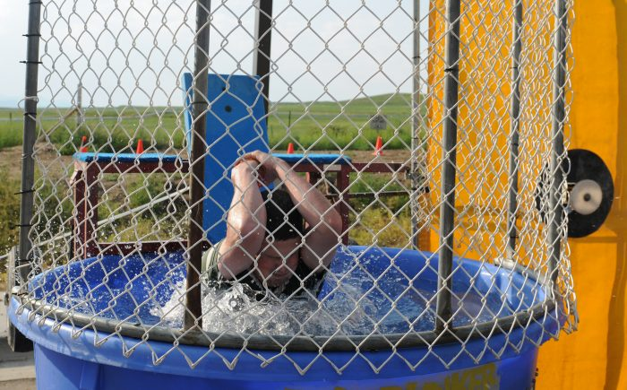 Ultimate Primer on Dunk Tanks Your Outdoor Partys Best Friend