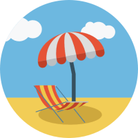 5 Best Beach Chairs With Canopies For Sale Online (BEAT ...