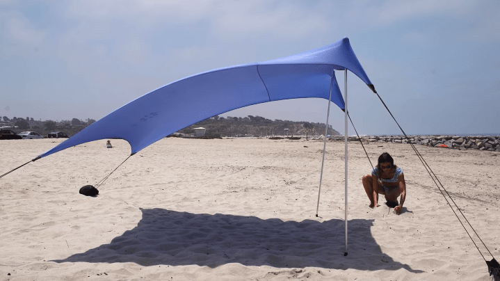 5 Picks Best Beach Canopy For Wind FLYING POP UP NO MORE