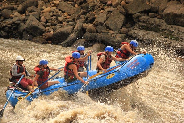 Rafting San Gil Río Suárez