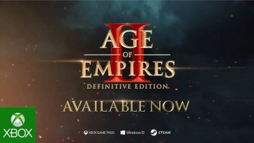 Age of Empires II Definitive Edition - X019 - Trailer de lançamento, Age of Empires II Definitive Edition – X019 – Trailer de lançamento, CA Notícias, CA Notícias