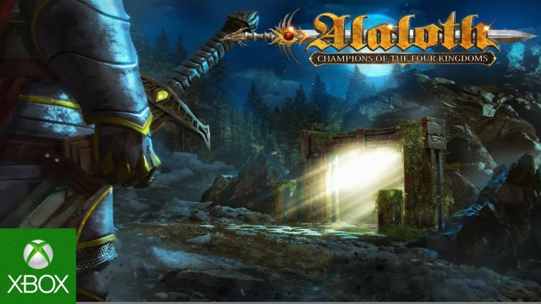Alaloth – Champions of The Four Kingdoms Story Trailer