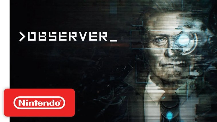 "Análise Gaming | ""Observer"" (Nintendo Switch)"