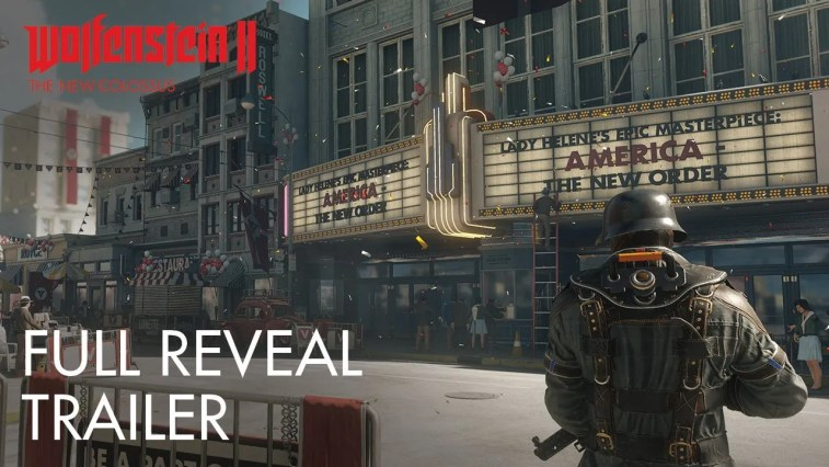 Análise – 'Wolfenstein II: The New Colossus'