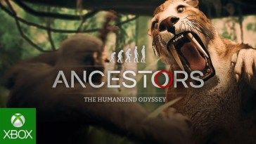 Ancestors: The Humankind Odyssey – Accolades Trailer