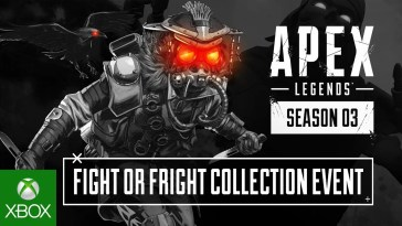 Apex Legends – Fight or Fright Collection Event Trailer