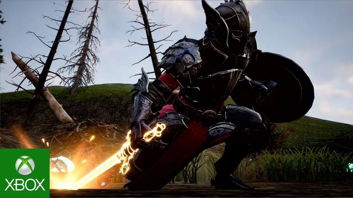 Bless Unleashed: Crusader Class Trailer, Bless Unleashed: Crusader Class Trailer