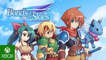 Bonds of the Skies – Xbox One Trailer Oficial