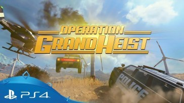 , Call of Duty®: Black Ops 4 | Operation Grand Heist | PS4