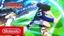 Captain Tsubasa: Rise of New Champions – Trailer de apresentação (Nintendo Switch)