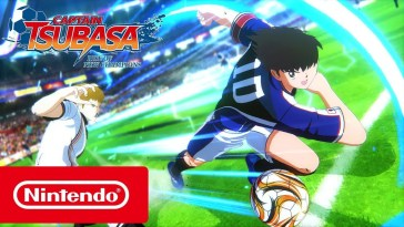 Captain Tsubasa: Rise of New Champions – Trailer de apresentação (Nintendo Switch)