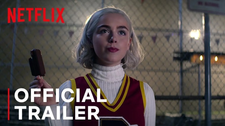 Chilling Adventures of Sabrina Part 3 | Trailer Oficial | Netflix