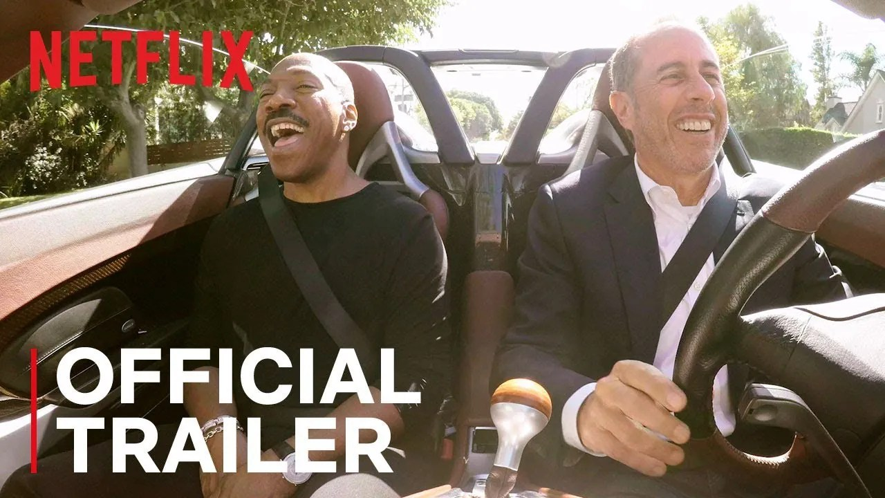 Comedians in Cars Getting Coffee: New 2019: Freshly Brewed | Trailer | Netflix