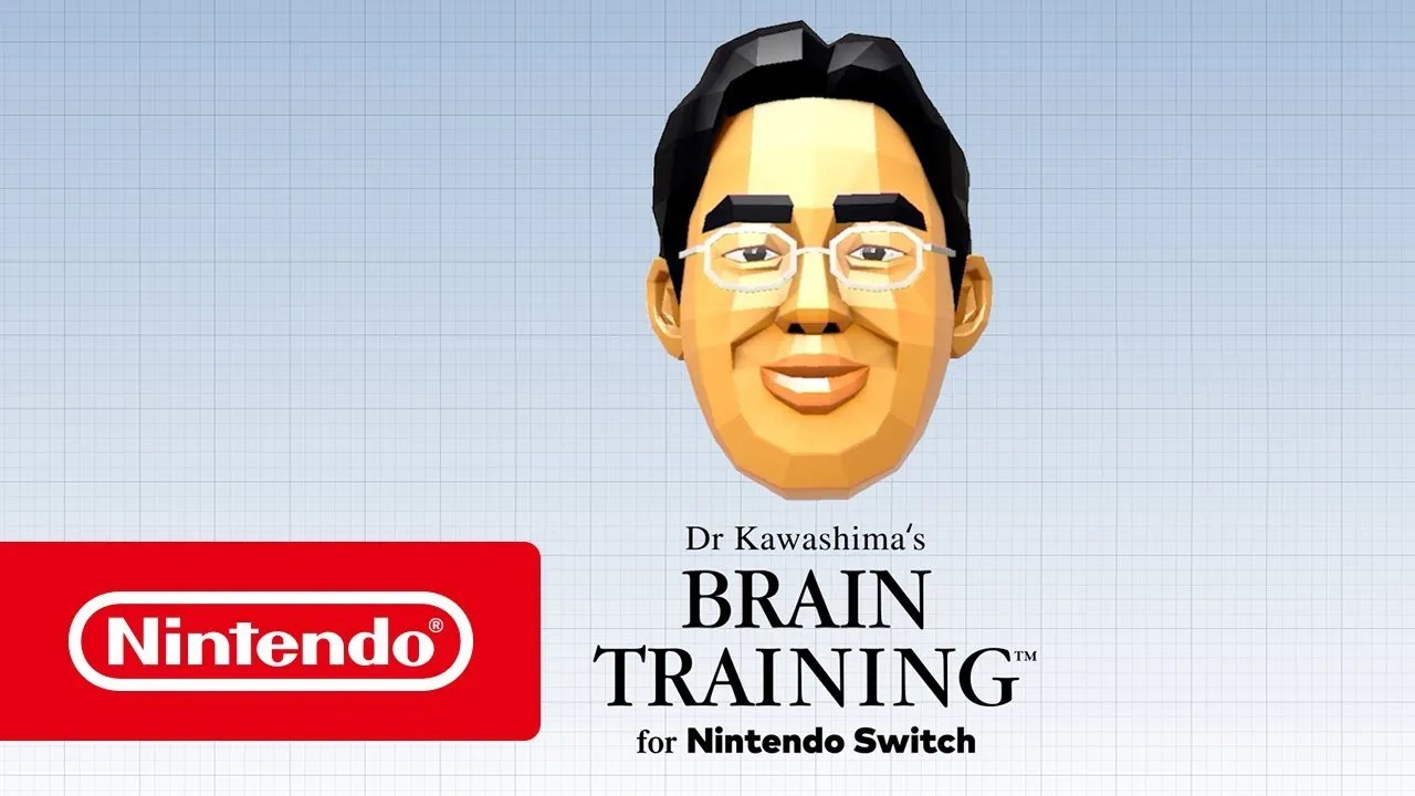 Dr Kawashima's Brain Training for Nintendo Switch – Trailer de lançamento
