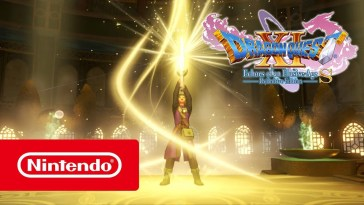 Dragon Quest XI S: Echoes of an Elusive Age – Definitive Edition - Trailer E3 2019 (Nintendo Switch), Dragon Quest XI S: Echoes of an Elusive Age – Definitive Edition – Trailer E3 2019 (Nintendo Switch), CA Notícias, CA Notícias