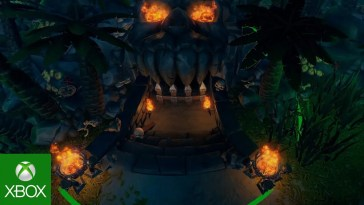 Dungeons 3 – A Multitude of Maps DLC Trailer