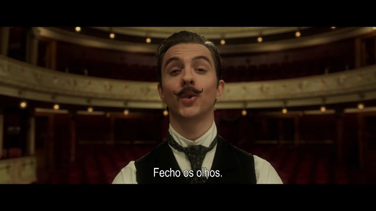 EDMOND Trailer | 25 de Abril no Cinema | Cinemundo