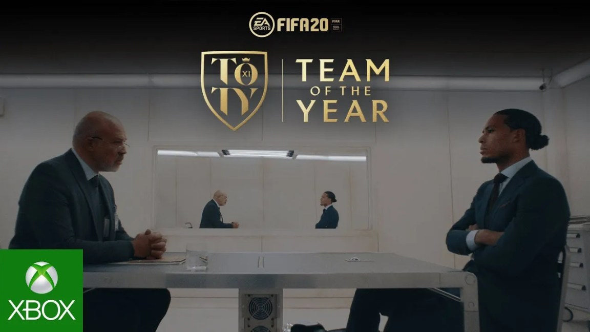 FIFA 20 | Team of the Year Reveal Trailer ft. Virgil Van Dijk, FIFA 20 | Team of the Year Reveal Trailer ft. Virgil Van Dijk, CA Notícias, CA Notícias