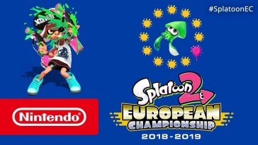 Finais do Campeonato Europeu de Splatoon