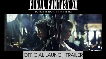 Final Fantasy XV Windows Edition e Royal Edition já disponível